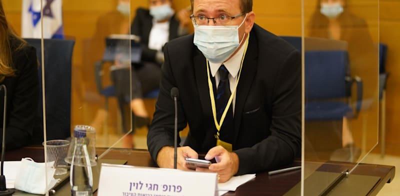 פרופ' חגי לוין / צילום: דוברות הכנסת, שמוליק גרוסמן