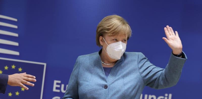 קאנצלרית גרמניה אנגלה מרקל / צילום: Associated Press, Olivier Matthys