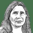 איריס האן / איור: גיל ג'יבלי