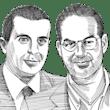 זיו קינן ואילן שטיינר / איור: גיל ג'יבלי