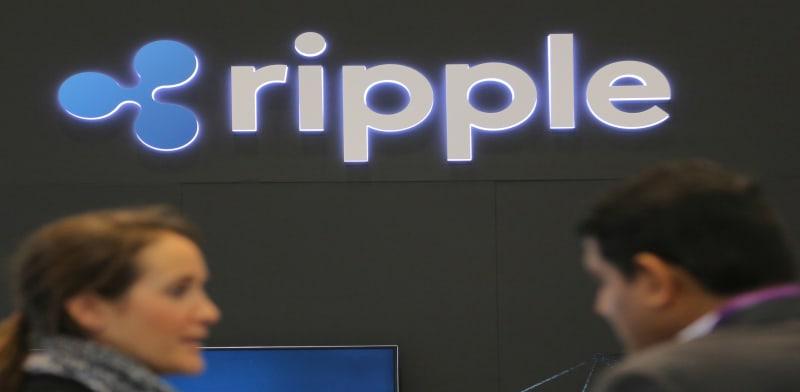 Ripple / צילום: Reuters, Chris Helgren