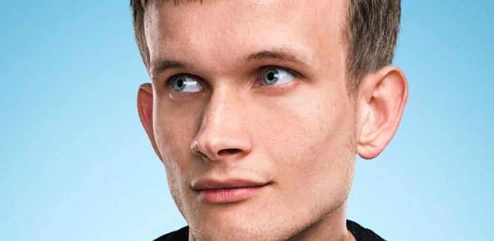 "ויטליק בוטרין, מייסד את'ריום / צילום: Ethereum Foundation / צילום: יח""צ"