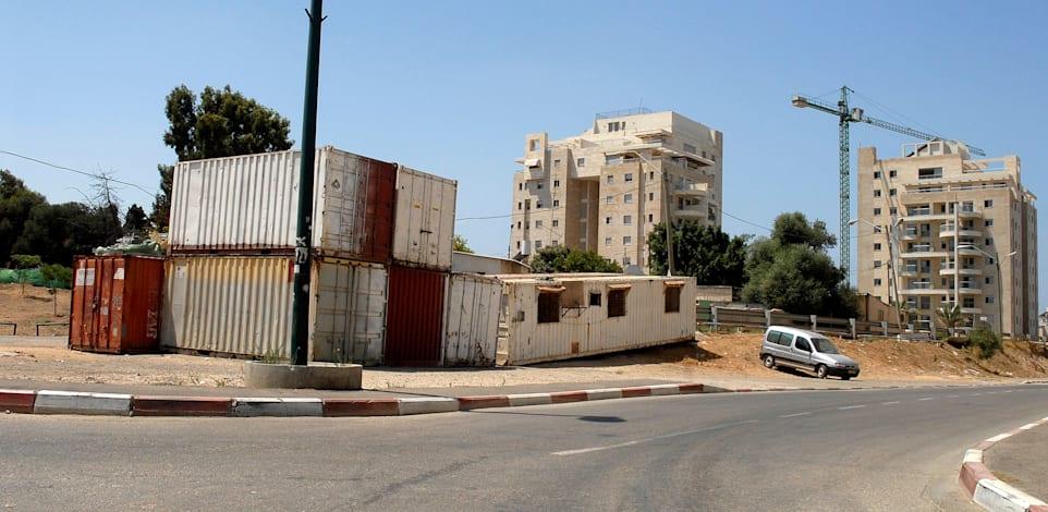 שכונת הארגזים בתל אביב / צילום: תמר מצפי