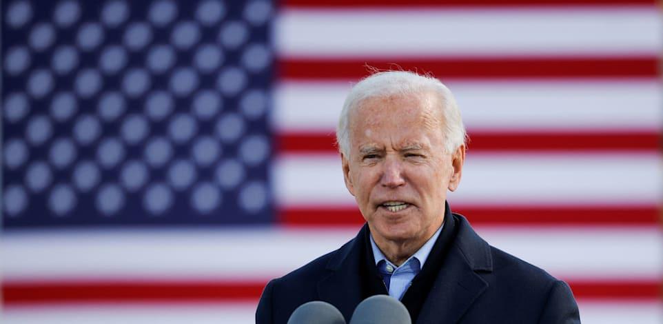 ג'ו ביידן / צילום: Reuters, Brian Snyder