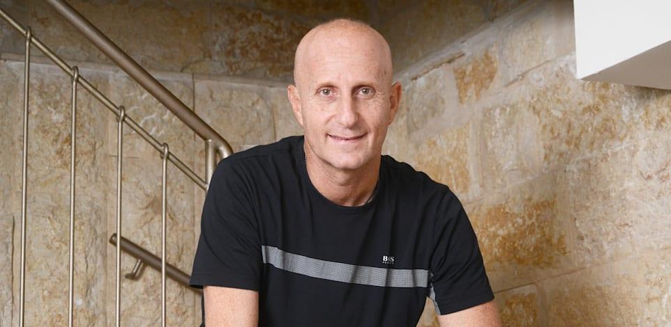 אלון גל - מאמן אישי / צילום: איל יצהר