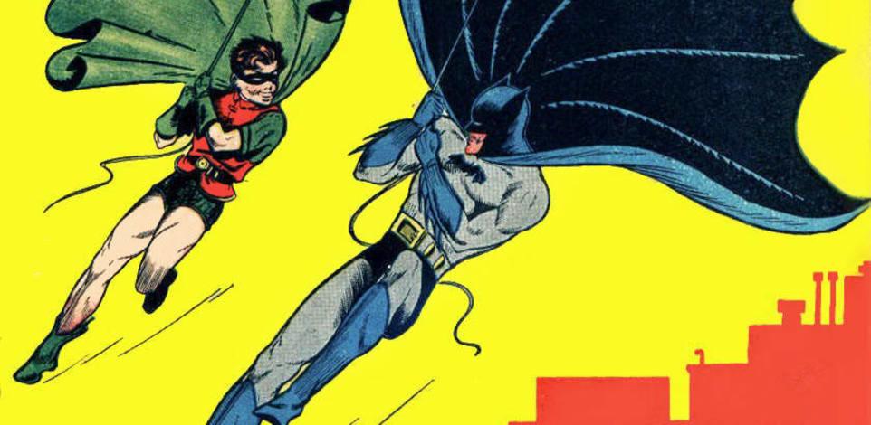 חוברת באטמן הראשונה / צילום: צילום מסך