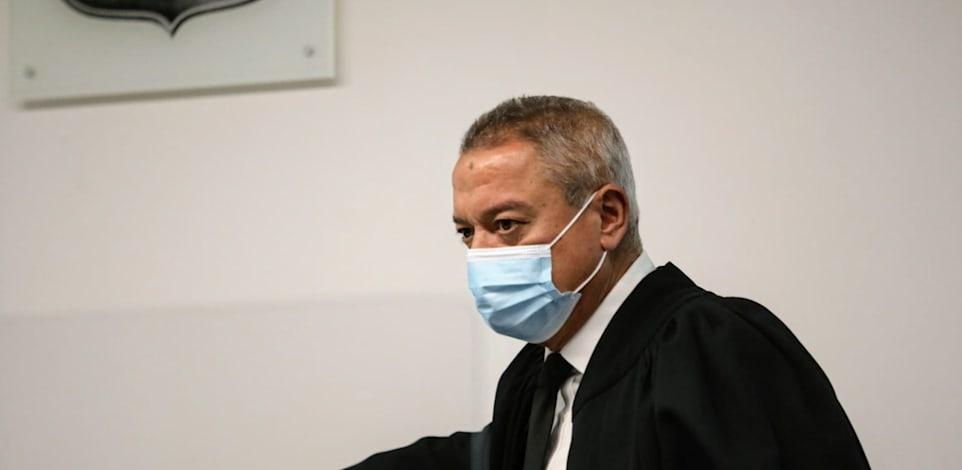 השופט כאבוב בדיון של ברמלי, היום / צילום: שלומי יוסף