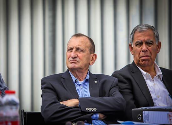 רון חולדאי, ראש עיריית תל אביב / צילום: שלומי יוסף