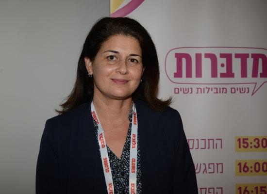"מירה מניס, מנכ""לית ויצו ישראל / צילום: איל יצהר"