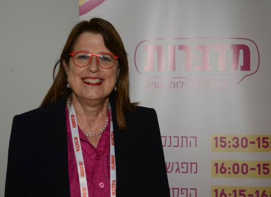 יעלה מקליס, ראשת עיריית יהוד-מונוסון / צילום: איל יצהר
