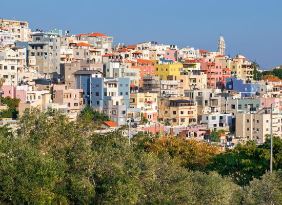 """עין מאהל בגליל התחתון. """"אלפי יח""""ד ביישובים הערביים בצפון"""" / צילום: Shutterstock"""
