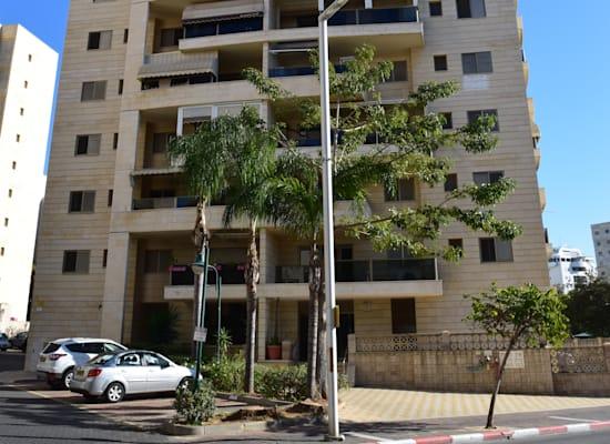 רחוב הציונות 32, אשדוד / צילום: בר - אל
