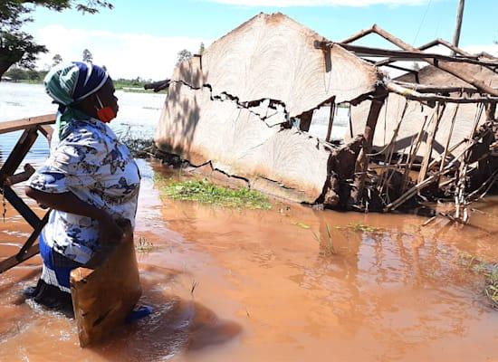 הצפות בקניה / צילום: Bernard Ojwang / Greenpeace