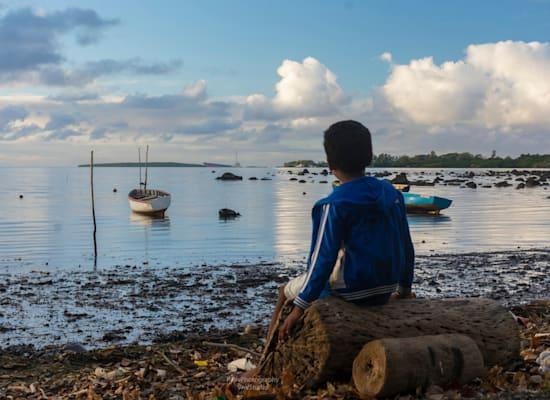 דליפת נפט במאוריציוס / צילום: Rajiv Groochurn / Greenpeace