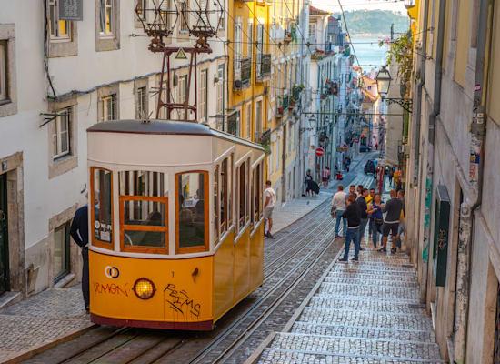 ליסבון, פורטוגל / צילום: Shutterstock, Keith Hider