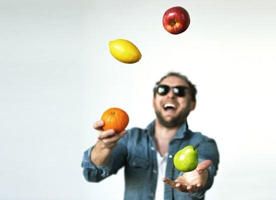 התחלות חדשות. ג'אגלינג / צילום: Shutterstock