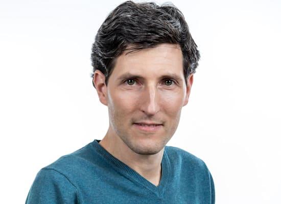 ניר אדלר, שותף מנהל בקרן ההון סיכון SOMV / צילום: דודי מוסקוביץ