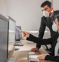 "אבחון מקוון. ""התהליך הופך נעים יותר"" / צילום: Shutterstock/א.ס.א.פ קרייטיב"