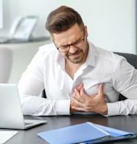 באירוע לב זמן התגובה הוא קריטי / צילום: Shutterstock/א.ס.א.פ קרייטיב
