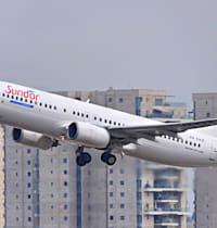 מטוס סאן דור / צילום: דני שדה