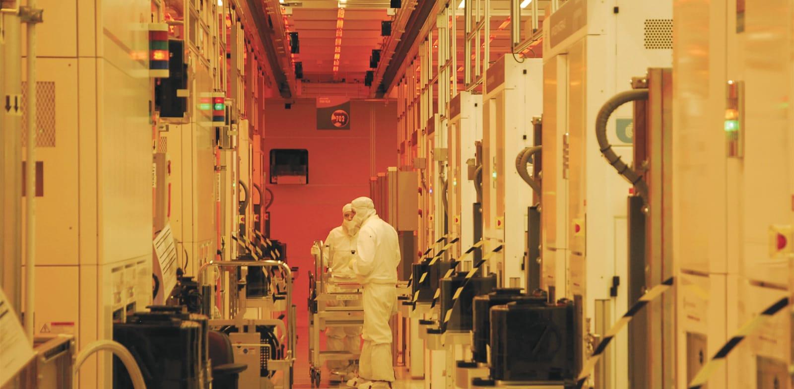 מעבדה אינטל / צילום: אינטל
