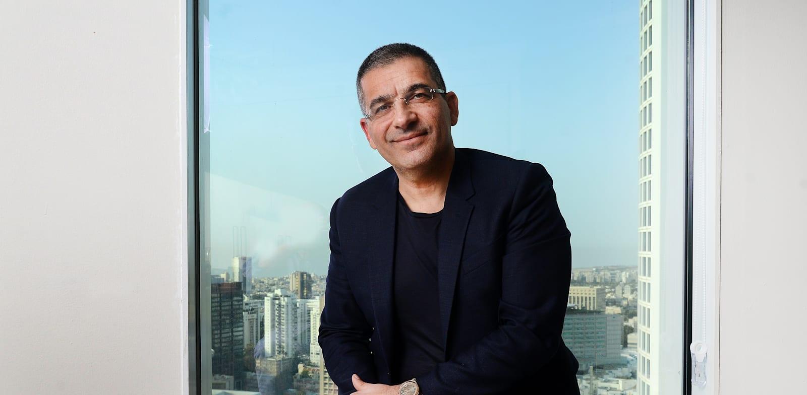 """מנכ""""ל אאורה - יעקב אטרקצ'י / צילום: איל יצהר"""