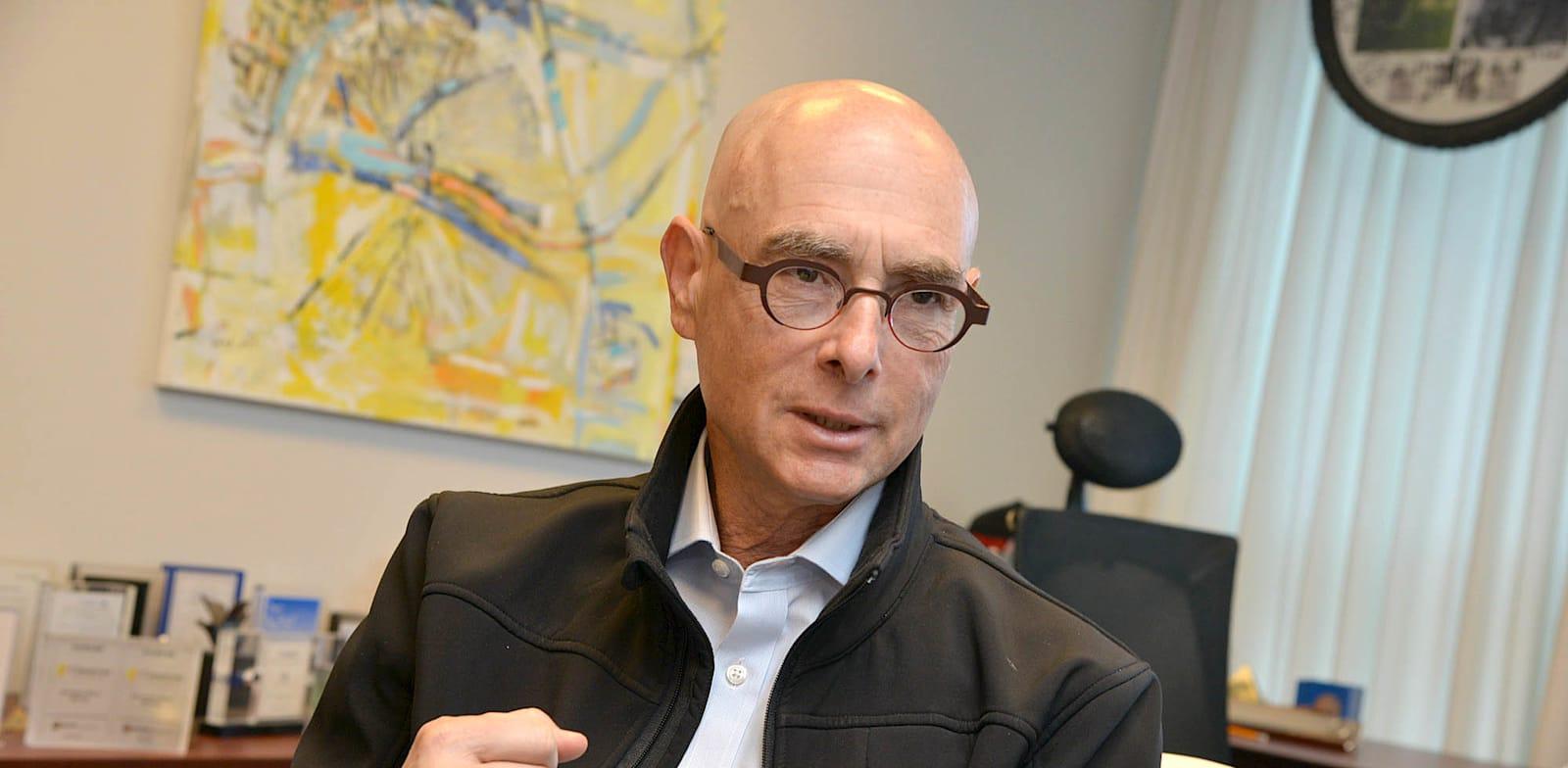 """יוסי בן שלום - מייסד ומנכ""""ל DBSI / צילום: תמר מצפי"""