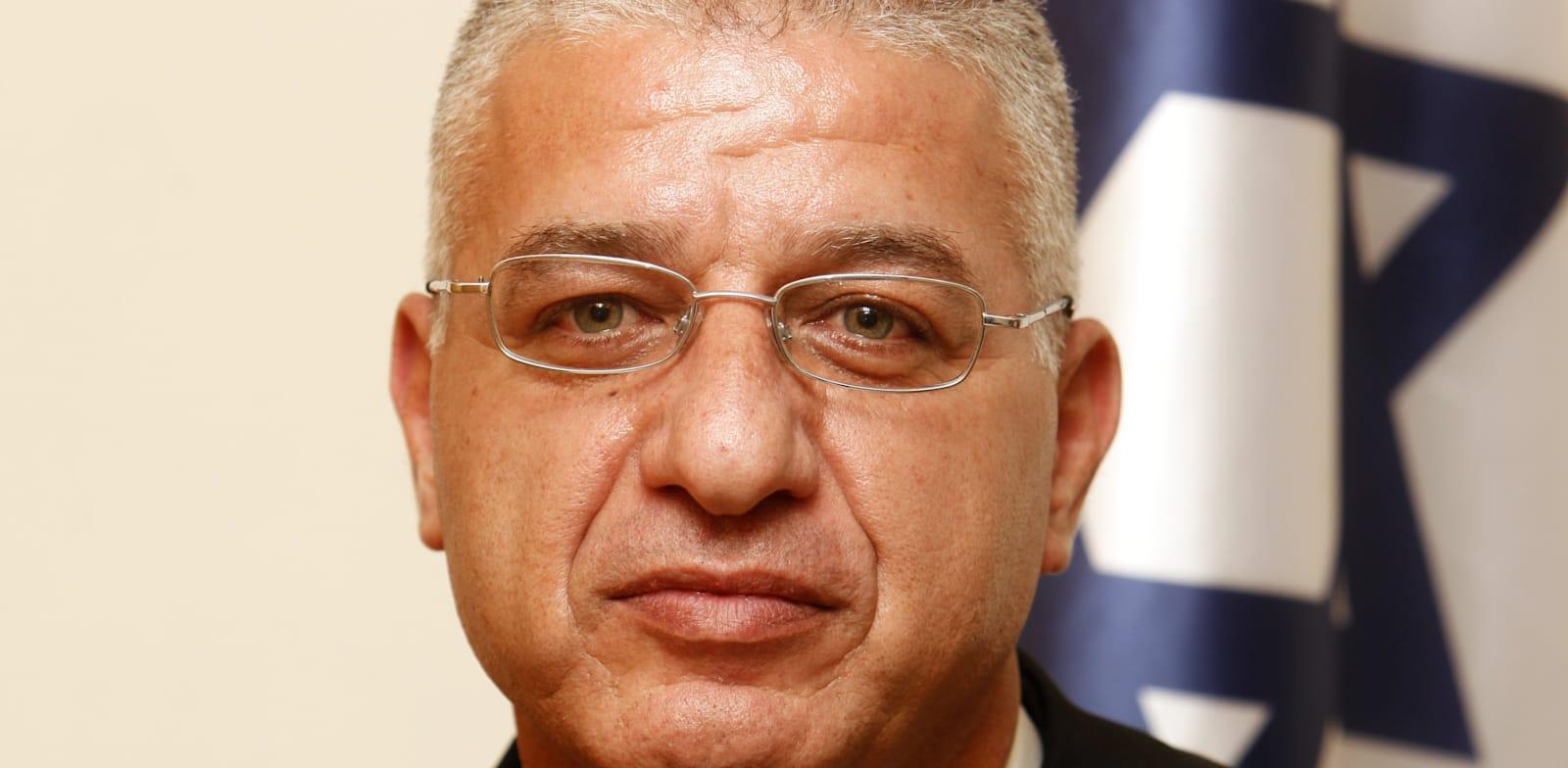 השופט עאטף עיילבוני / צילום: דוברות בתי המשפט