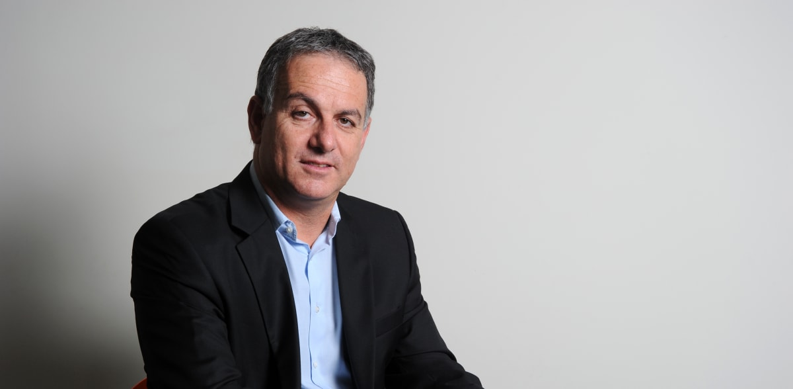 "אלון ברמן, מנכ""ל אריקסון ישראל / צילום: איל יצהר"