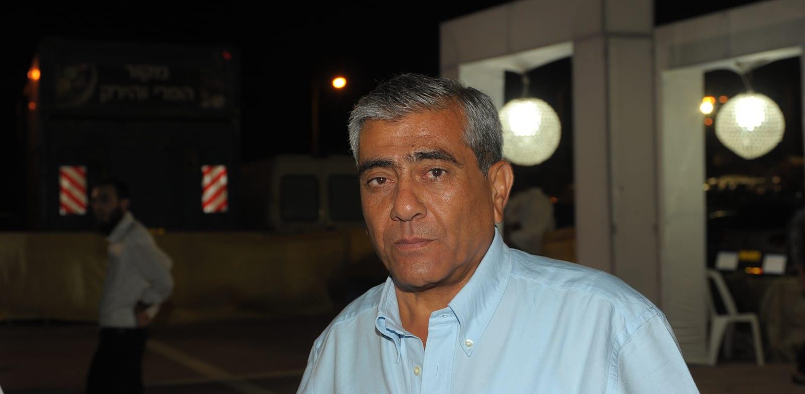 יגאל דמרי - קבלן / צילום: איל יצהר