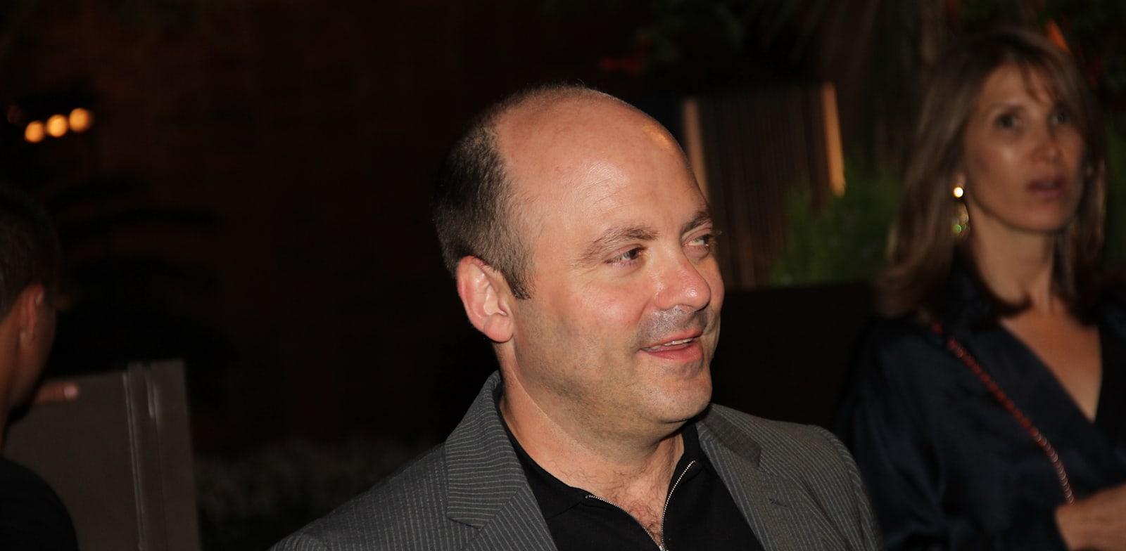 איש העסקים יונתן קולבר / צילום: יוסי כהן