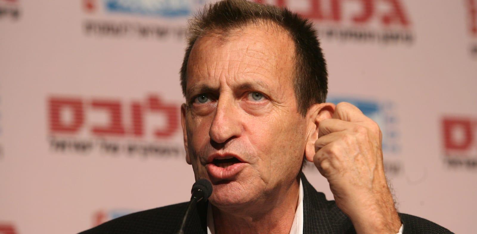 רון חולדאי, ראש עיריית תל אביב / צילום: קובי קנטור