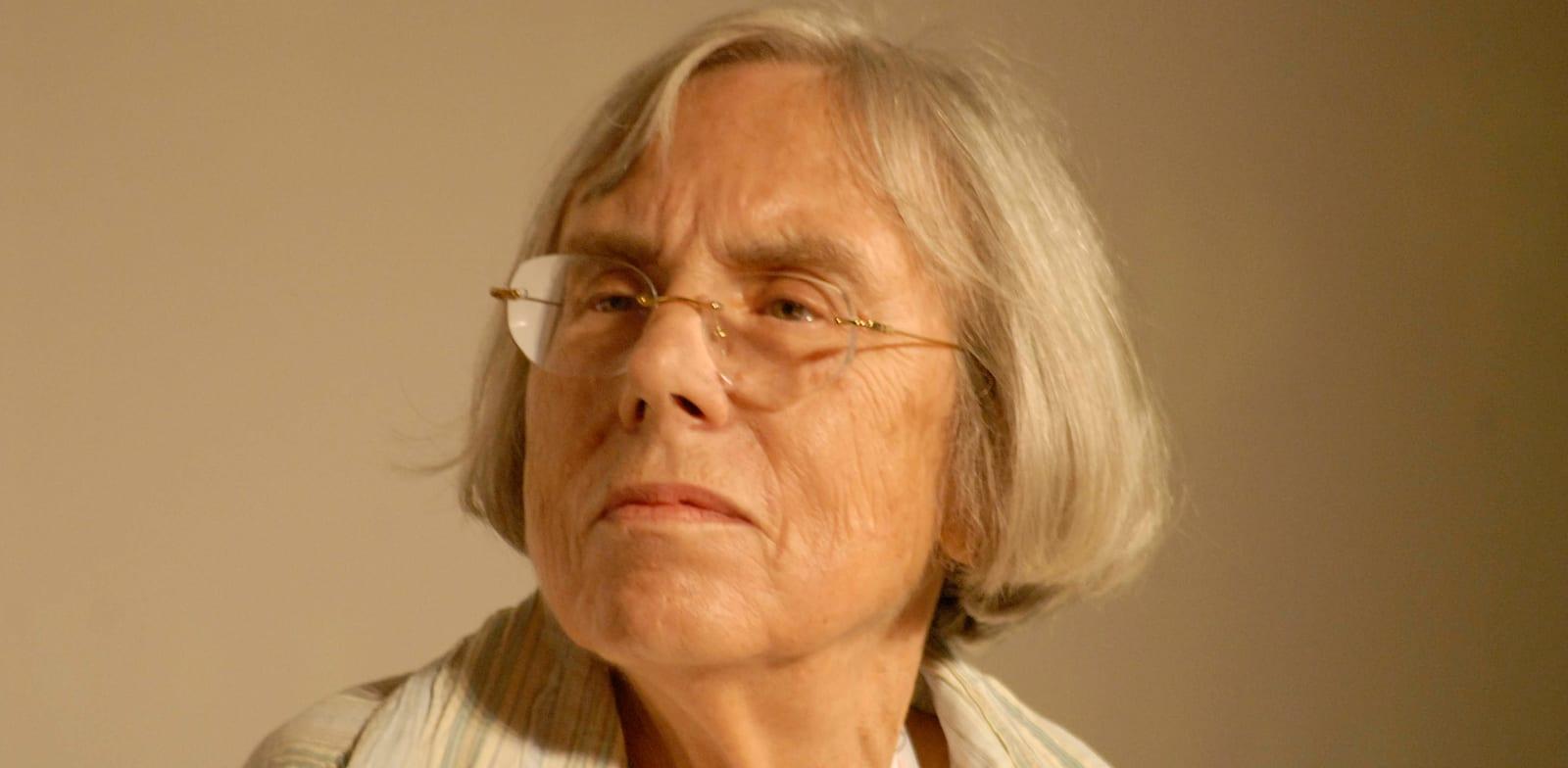 השופטת בדימוס דליה דורנר, נשיאת מועצת העיתונות / צילום: תמר מצפי