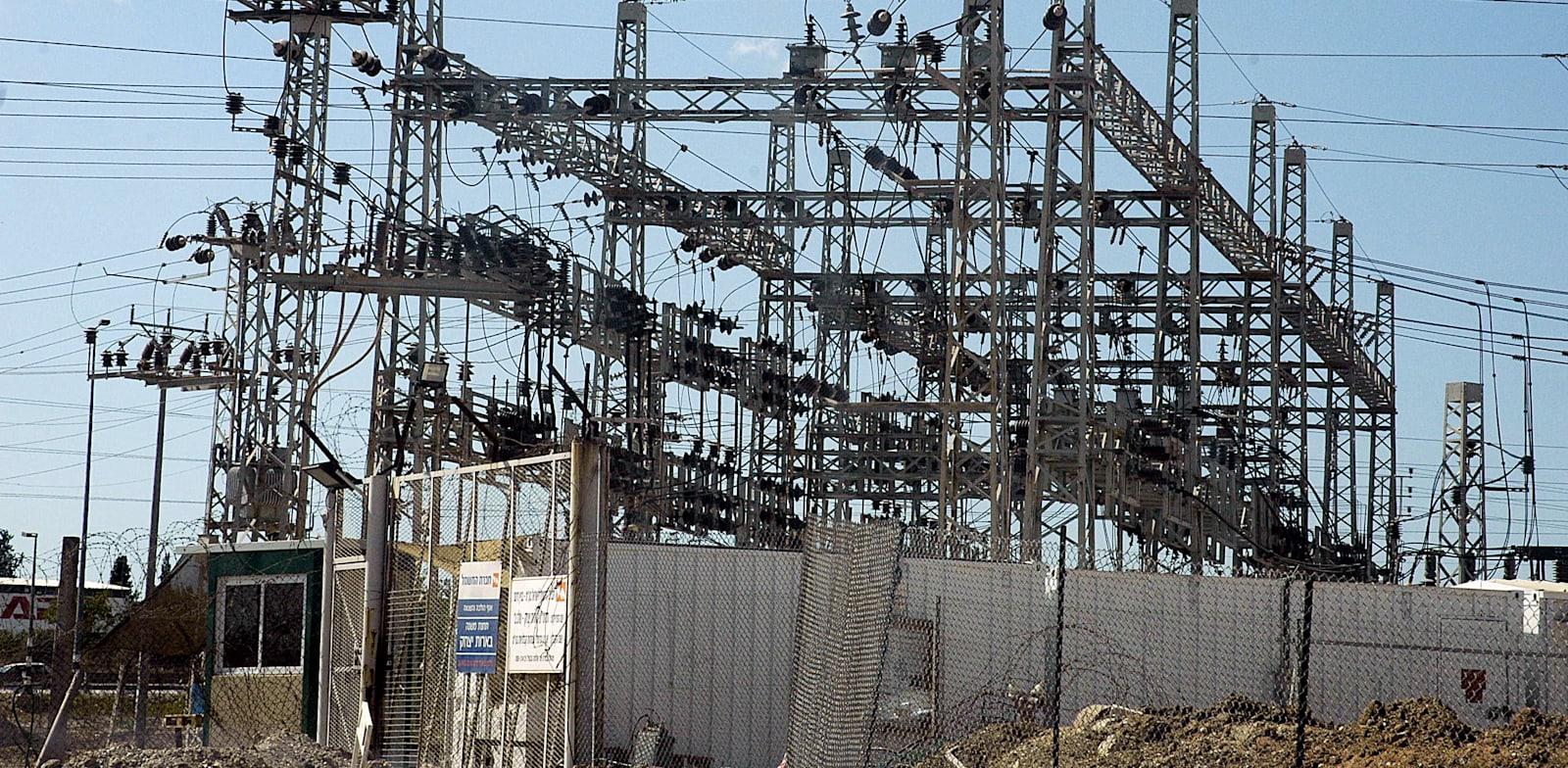 חברת החשמל / צילום: תמר מצפי
