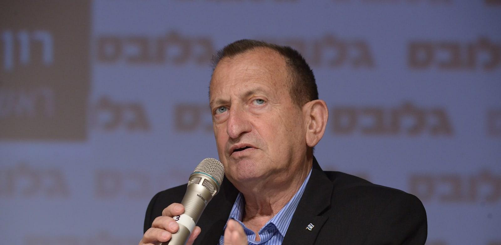 """רון חולדאי - ראש עירית ת""""א / צילום: איל יצהר"""