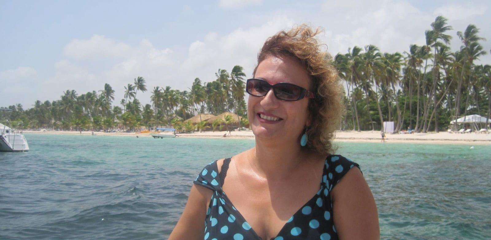 """דפנה שחף, בעלת עסק להפקת אירועים וטיולים בארץ ובחו""""ל / צילום: תמונה פרטית"""