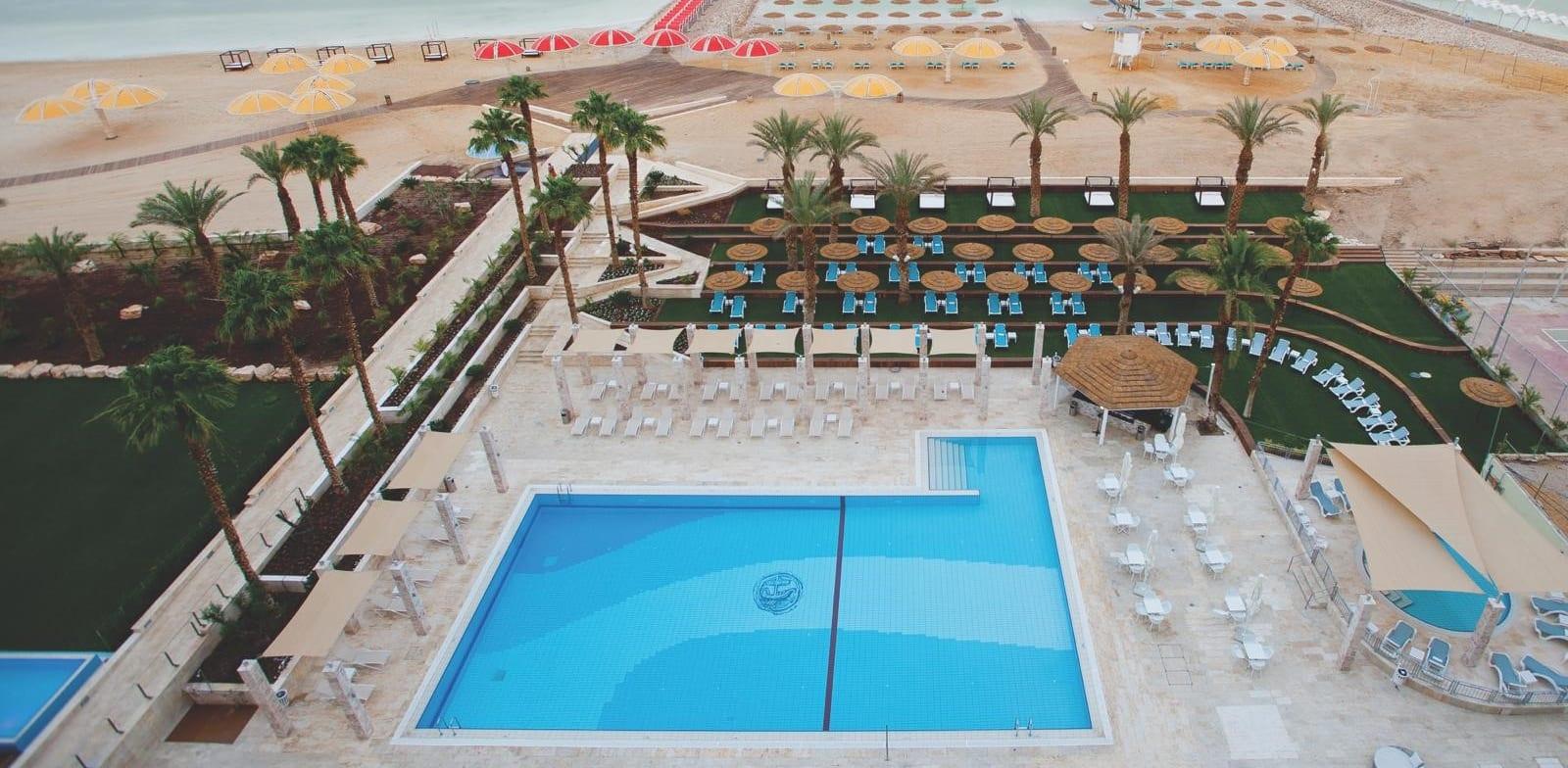 מלון הרודס ים המלח / צילום:מלונות פתאל