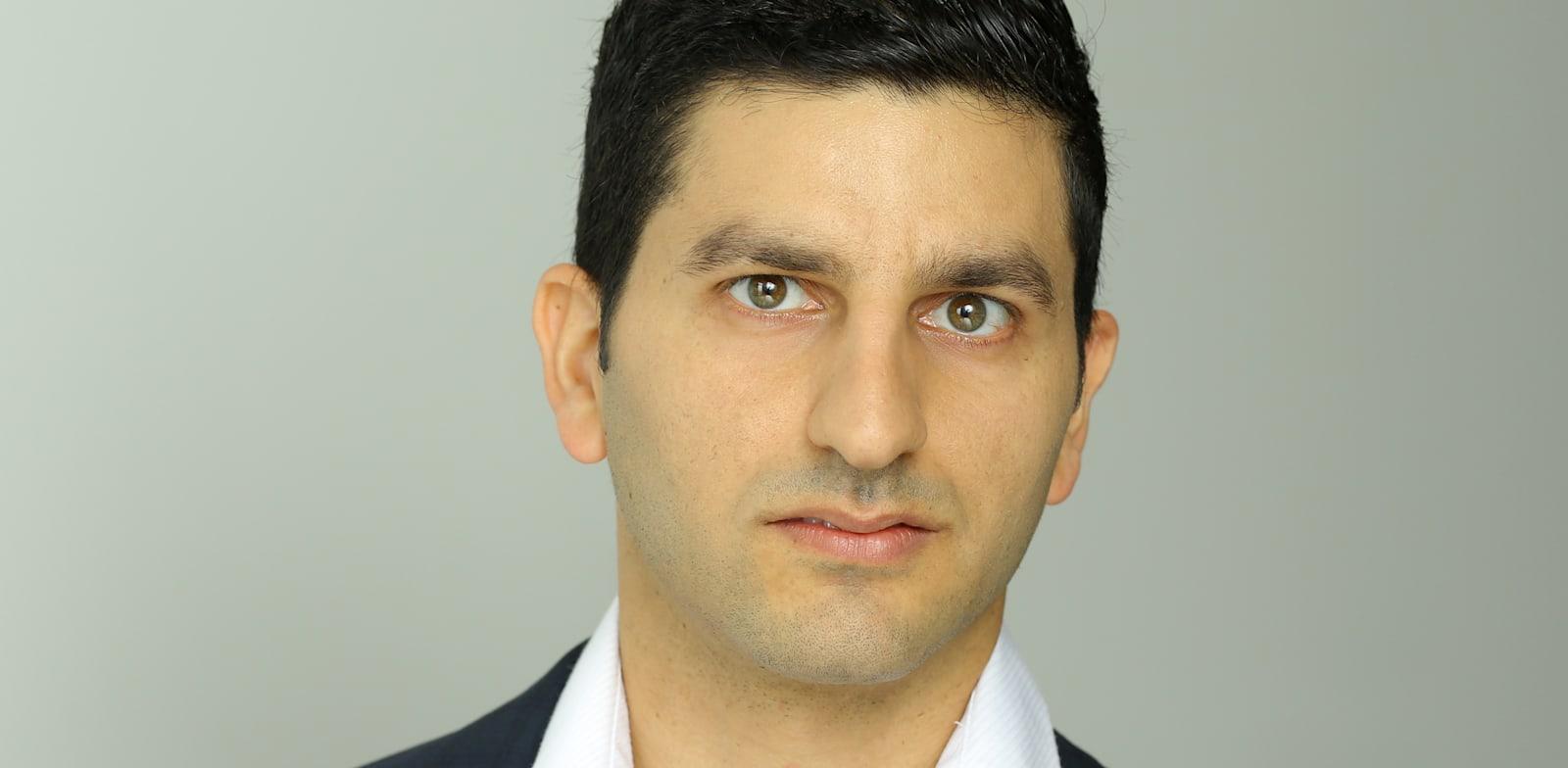 """מנכ""""ל ומייסד ביונד-מיינדס רותם אללוף / צילום: BeyondMinds, יח""""צ"""
