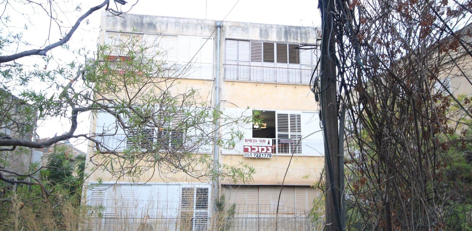 רחוב הרצל 64 ברמת גן / צילום: צח בן בסת