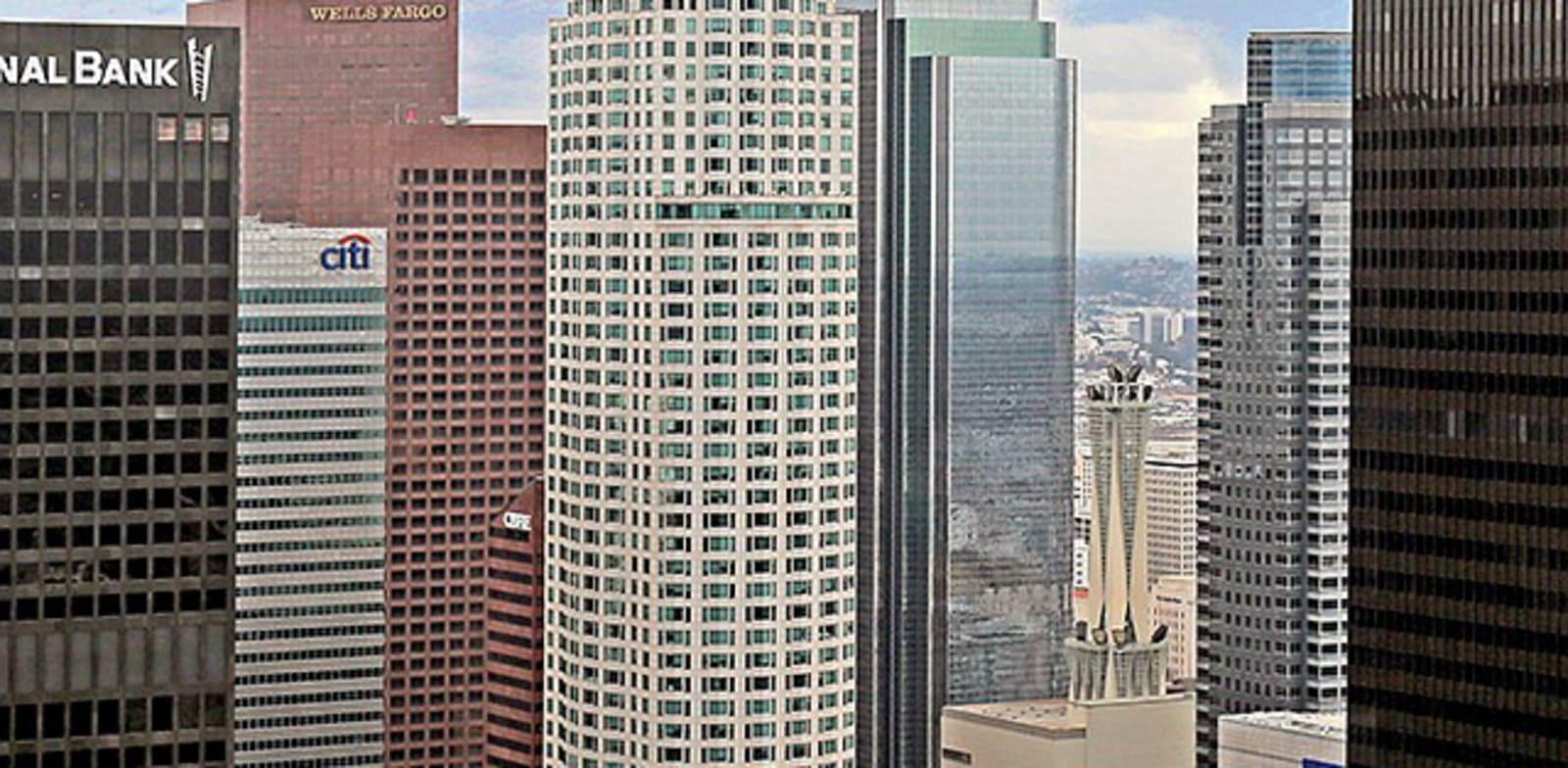 """נכס של מנורה מבטחים בלוס אנג'לס. """"יסוד של יציבות"""" / צילום: יח""""צ"""