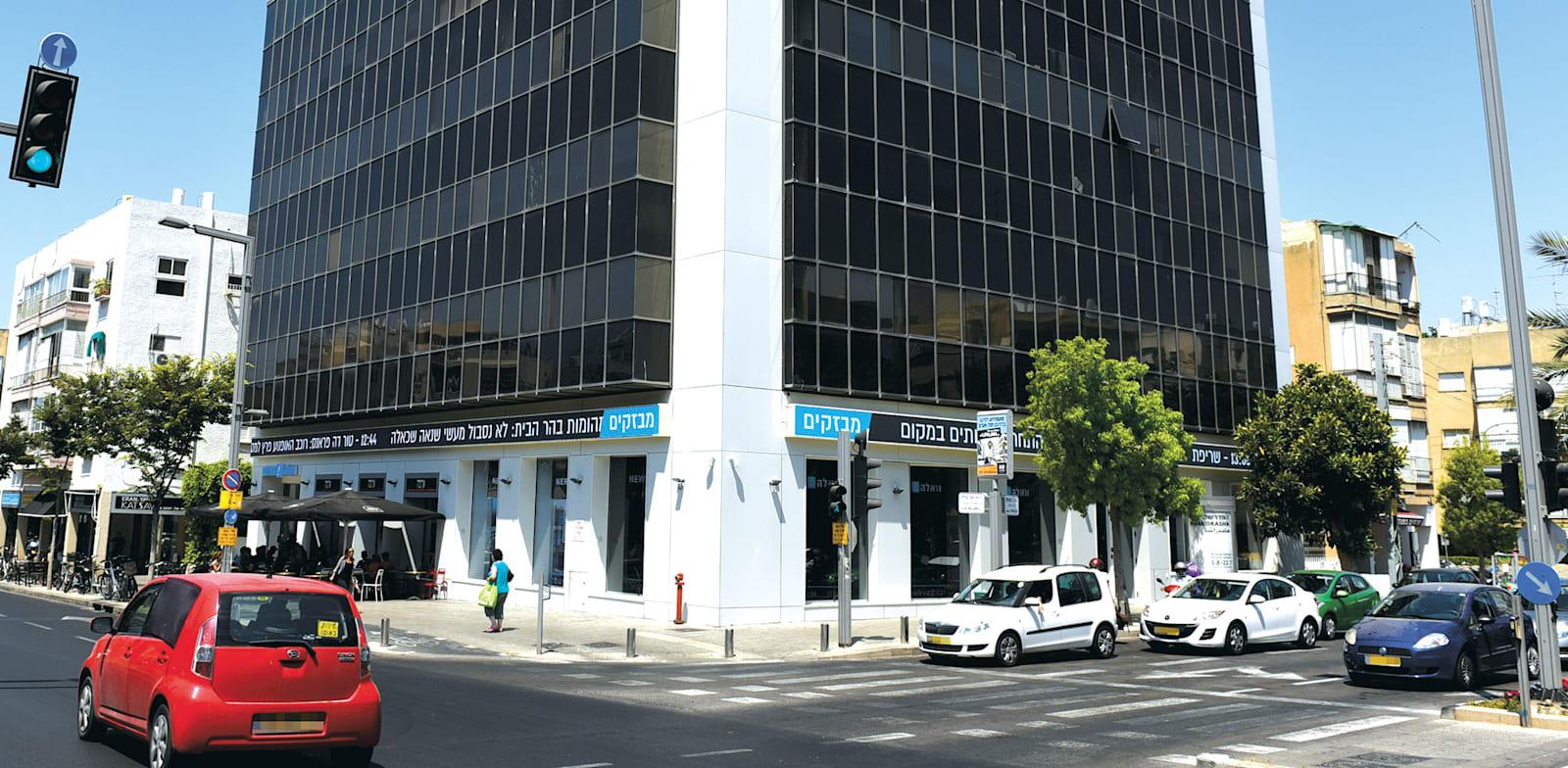 בית וואלה בתל אביב. מערכת שמצאה את עצמה בסיטואציה בלתי אפשרית / צילום: ראובן קסטרו, וואלה! News