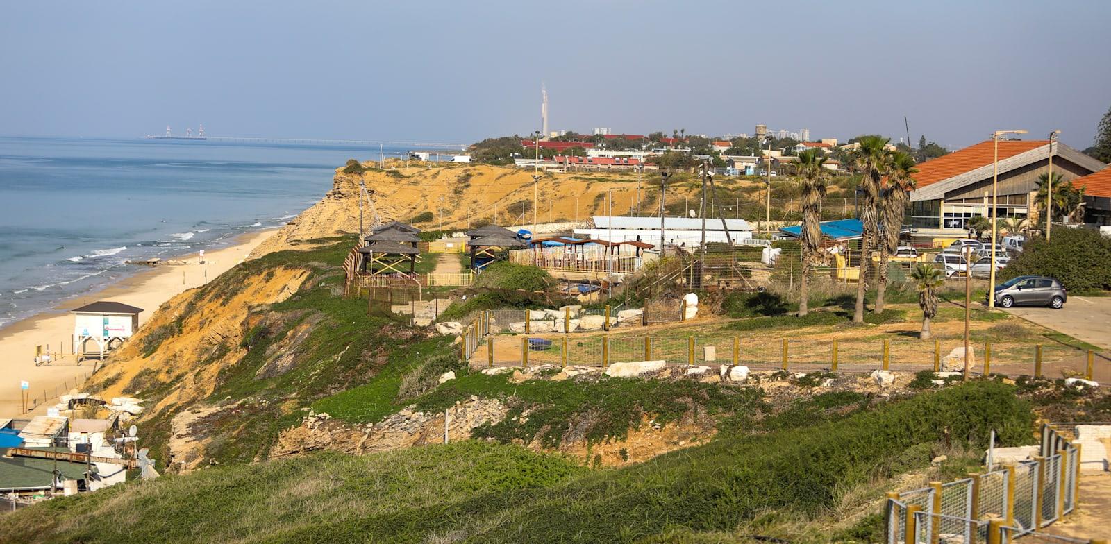 כפר הנופש נעורים. משמש היום לבידוד / צילום: שלומי יוסף