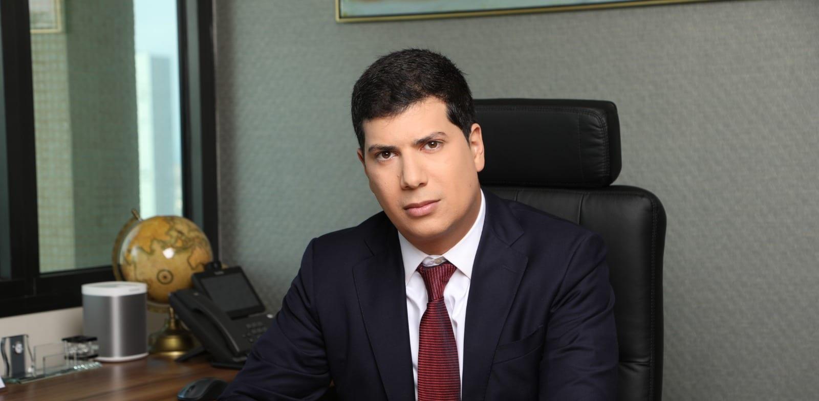"""עו""""ד עמית חדד / צילום: שי גבריאלי"""