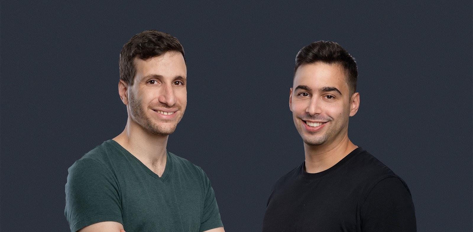 מייסדי ביוניק עידן ניניו ואייל ממו / צילום: יונתן בלום