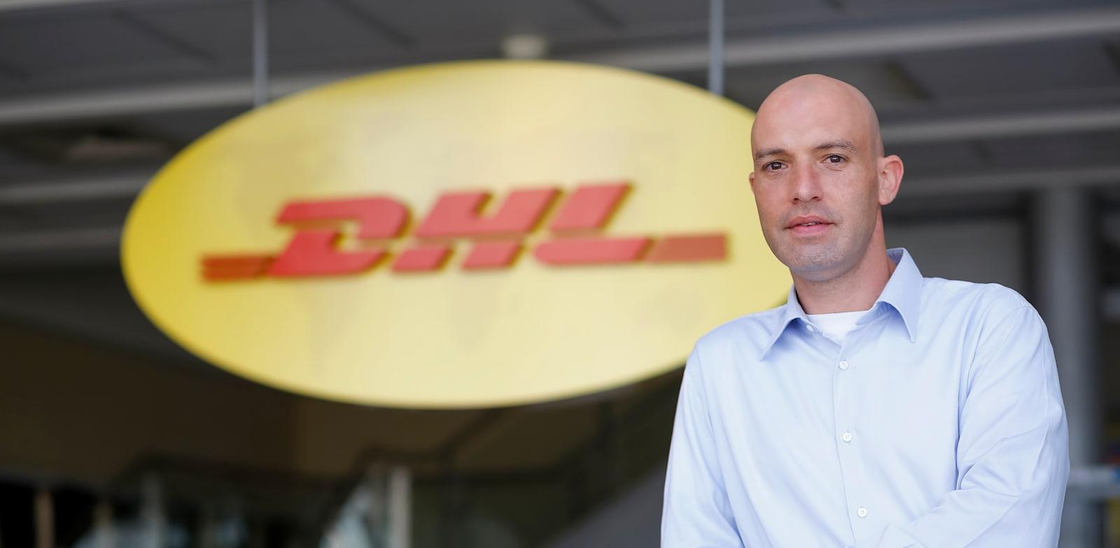 """יונתן איבגי, סמנכ""""ל הסחר ב-DHL ישראל / צילום: פבל טולצ'ינסקי"""