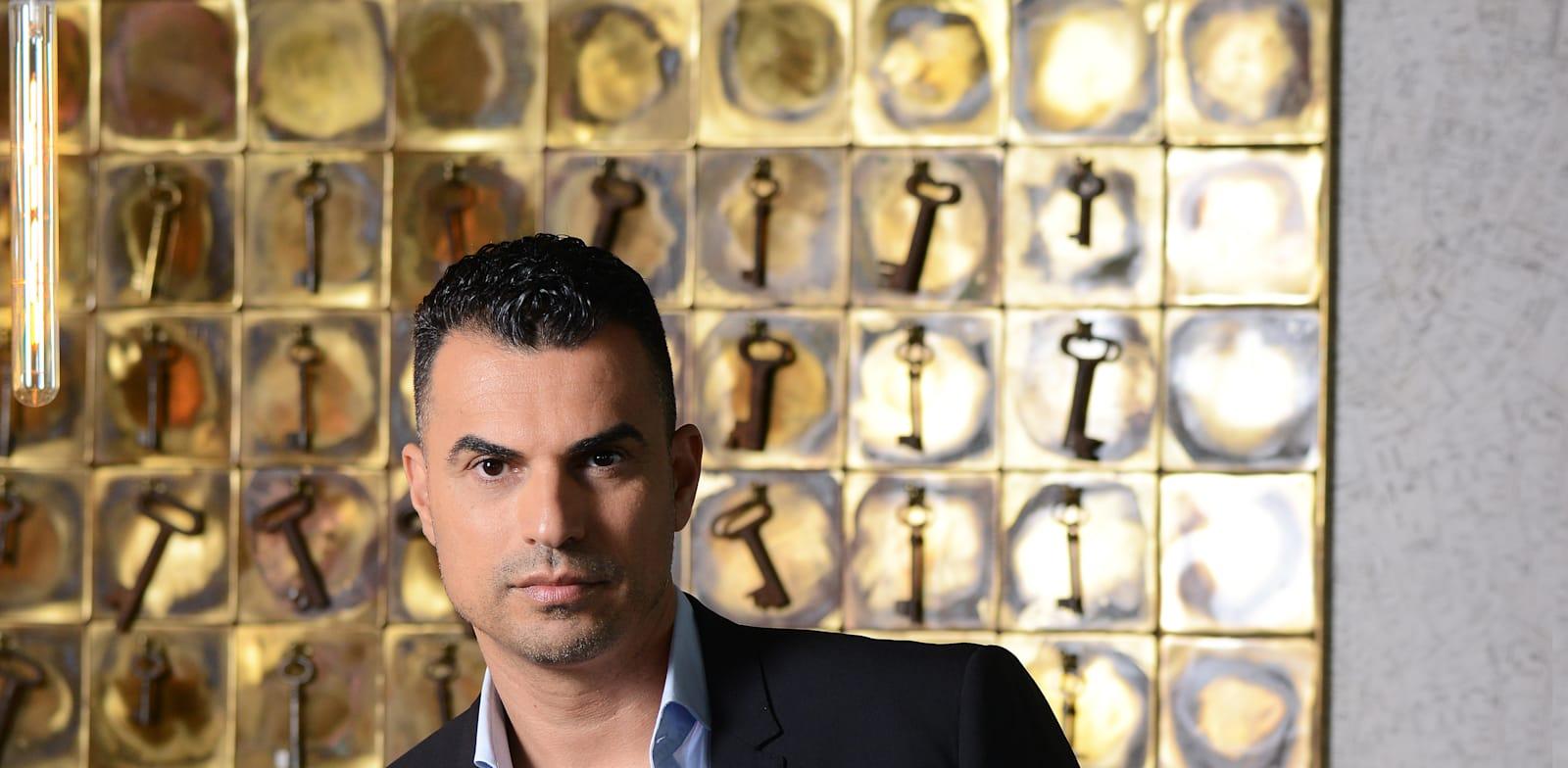 עמיר שאלתיאל - חברת אלדר / צילום: איל יצהר