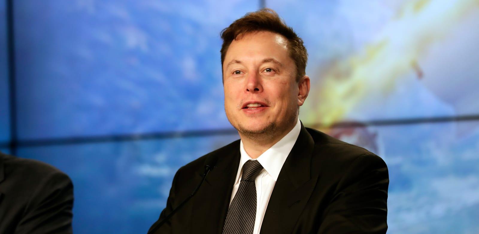 אלון מאסק. הודיע שיעבור להתגורר בטקסס, כדי להיות קרוב לאתר הניסויים של SpaceX / צילום: Associated Press, John Raoux