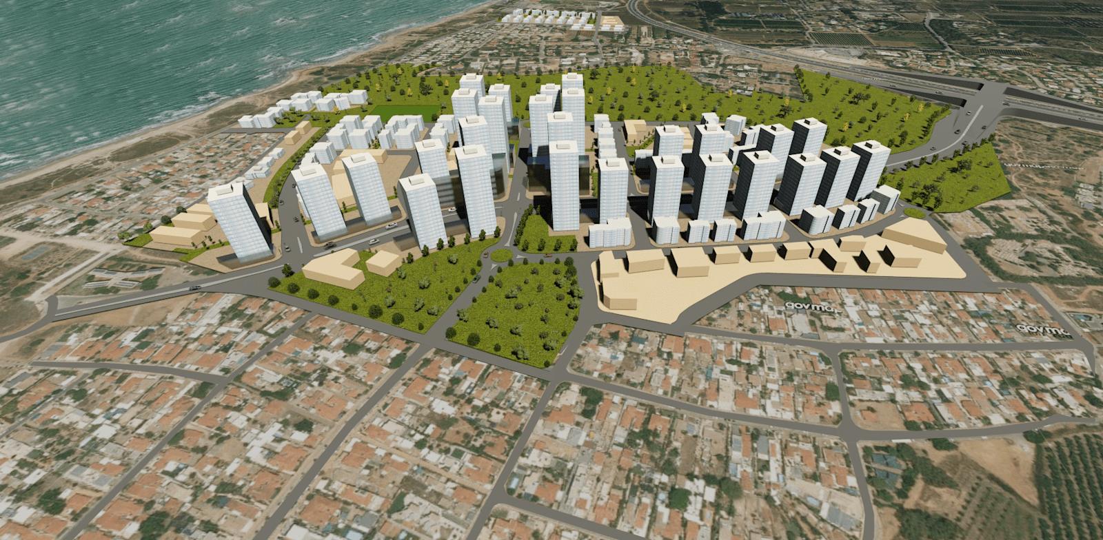 שכונת חבצלת בנתניה / צילום: מילוסלבסקי אדריכלים