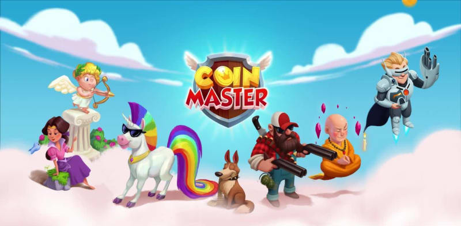 המשחק של מון אקטיב -  Coin Master / צילום: יחצ