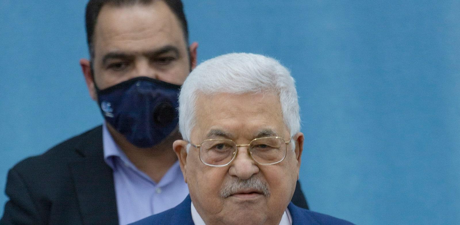 אבו מאזן / צילום: Associated Press